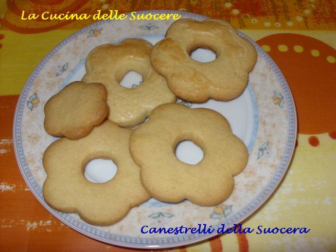Canestrelli della suocera la cucina delle suocere for Aggiunta suocera