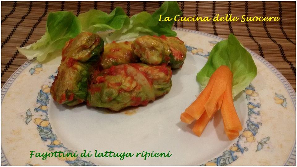 Fagottini di lattuga ripieni o leitughe pinn e la cucina for Compro casa asiago